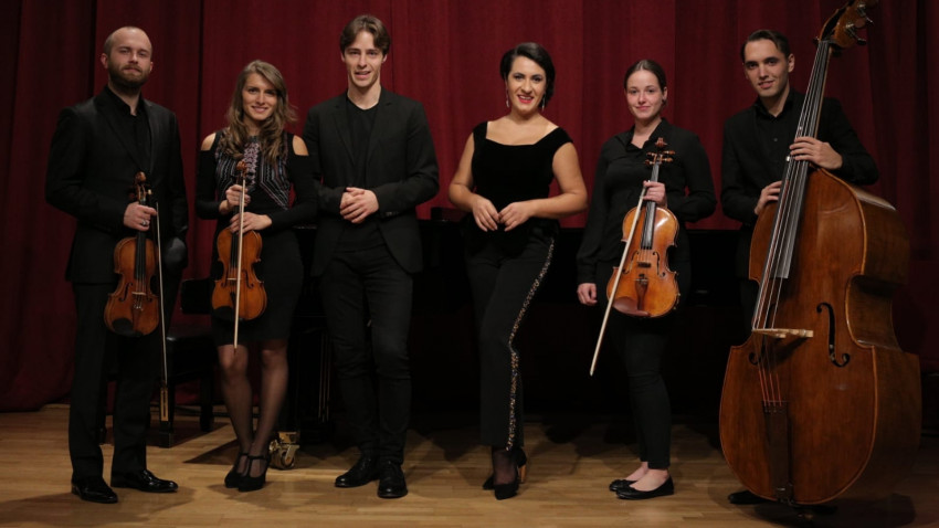 Turneul internațional online JAZZT Vivaldicu soprana Rodica Vică și ImpRoWien Ensemble