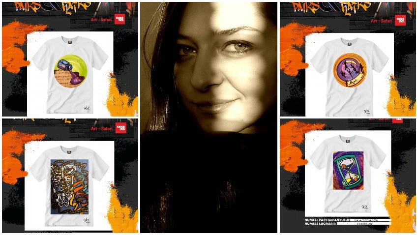 Diana Bota: Ma inspira contrastul, abstractul si ideea de microunivers