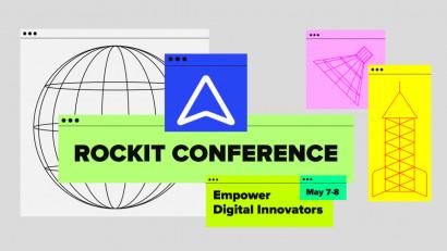 """Rockit Conference 2021 """"Dă-i foială local"""", anunță primii primii speakeri supersonici"""