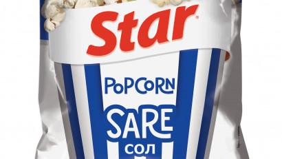 Star Romania - Popcorn sare