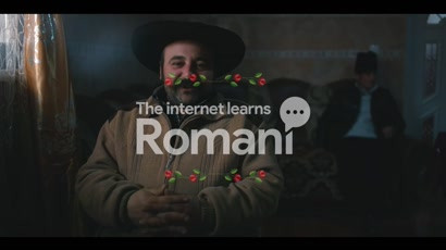 Vice - the Internet learns Romani