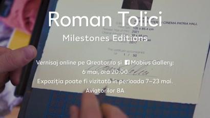 Roman Tolici – Milestones Editions