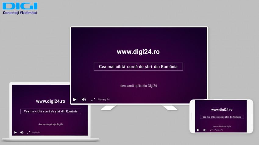 Premieră în Europa Centrală și de Est: Platformele online și aplicațiile grupului DIGI adoptă formatul Dynamic Ad Insertion (DAI)