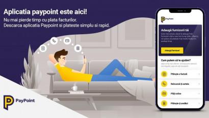 PayPoint - Aplicatia PayPoint