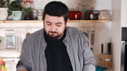 """[Ca vlogu-n bucate] Cristian Borod: Există o oarecare nostalgie pentru """"gustul de acasă"""""""