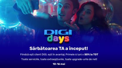 #DigiDays, campania care răsplătește clienții fideli prin super oferte