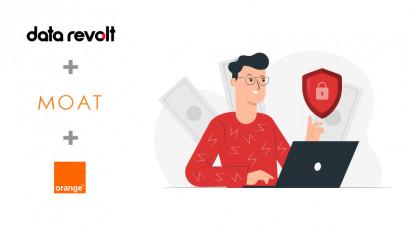 [Case Study] O eficientizare cu peste 27% a achiziției de media cu Moat by Oracle Data Cloud - Orange România și Agenția Data Revolt