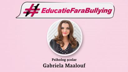 Copiii învață să prevină bullyingul și agresiunea în școli