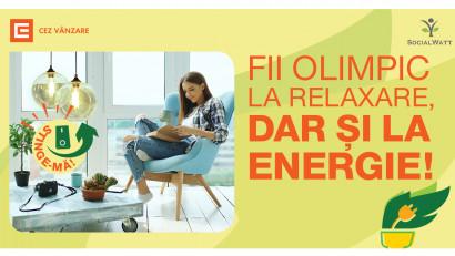 Olimpiada eficienței energetice – Energiada, campanie CEZ Vânzare de informare pentru economii lunare la facturile de utilități