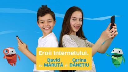 Copiii învață de la copii cum pot fi în siguranță pe internet
