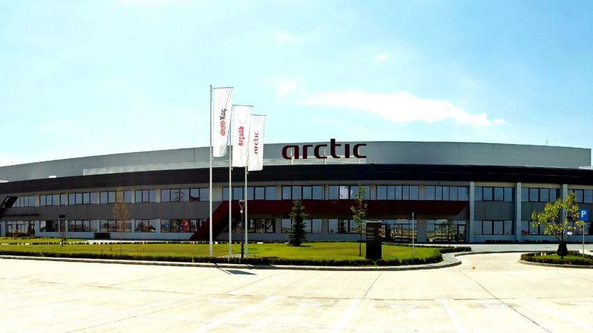 Arctic a produs mașina de spălat rufe cu numărul UN MILIONla fabrica de la Ulmi, prima unitate de producție Industry 4.0 din România