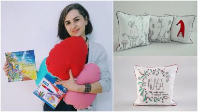 [Art & Magic] Iuliana Șoșu: Trendul este spre digitalizare. Un ilustrator, pe lângă talentul lui nativ, este vital să știe să mânuiască o tabletă grafică
