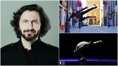[Dans & Energie] Adrian Nour: Cele mai multe spectacole de teatru-dans sunt nevoite să aibă costume şi decoruri improvizate şi sărace. Nu mai zic de onorariile artiştilor