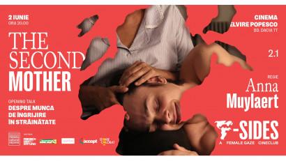 F-SIDES, primul cineclub românesc dedicat exclusiv filmelor făcute de femei, revine cu cea de-a doua ediție
