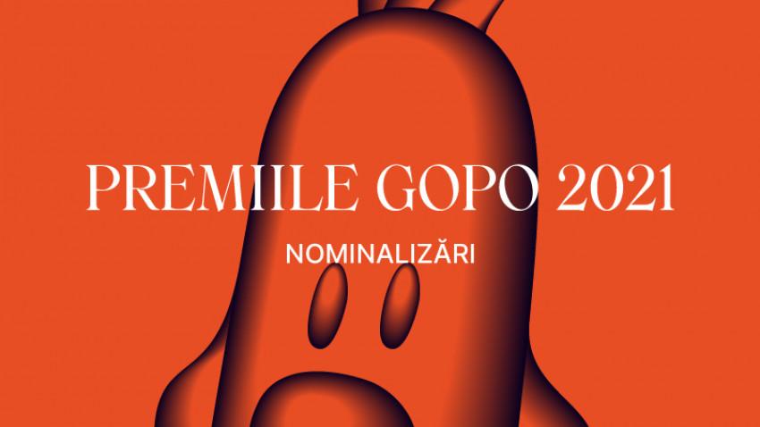 Nominalizările la Premiile Gopo 2021