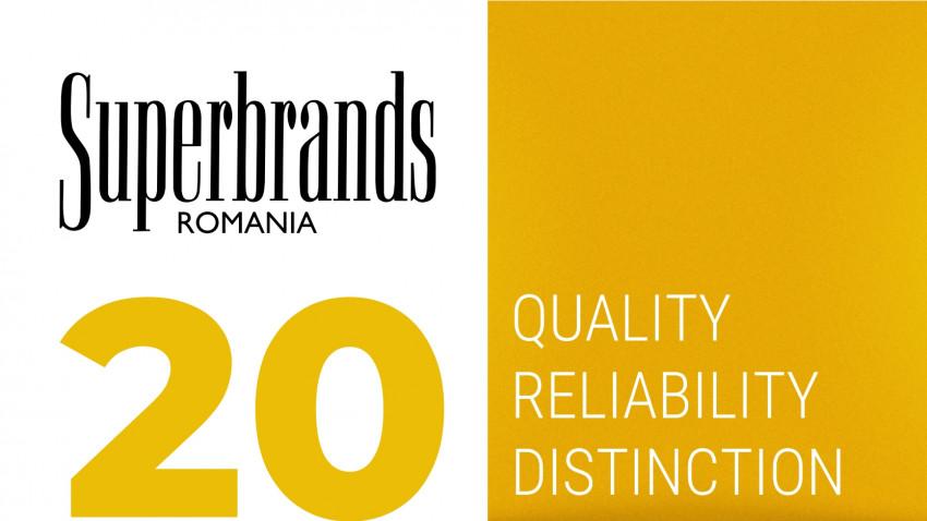 Superbrands România anunțărezultatele finale ale cercetării derulate în ediția 2021