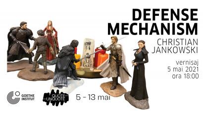 Christian Jankowski: Defense Mechanism