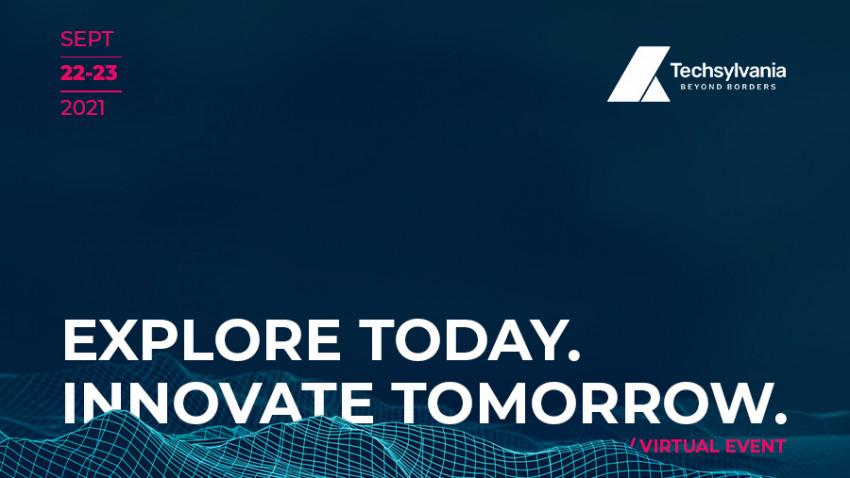 Cea de-a 8-a ediție a Techsylvania continuă și în 2021 cu călătoria virtuală înspre inovație tehnologică