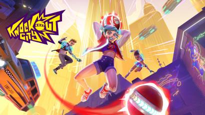Astăzi se lansează Knockout City, jocul multiplayer inspirat din dodgeball și dezvoltat de EA și Velan Studios