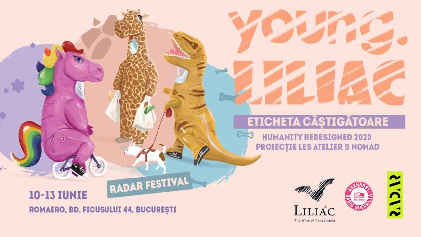 Noua etichetă young.LILIAC,proiecție specială la RADAR Festival semnată de Les Ateliers Nomad