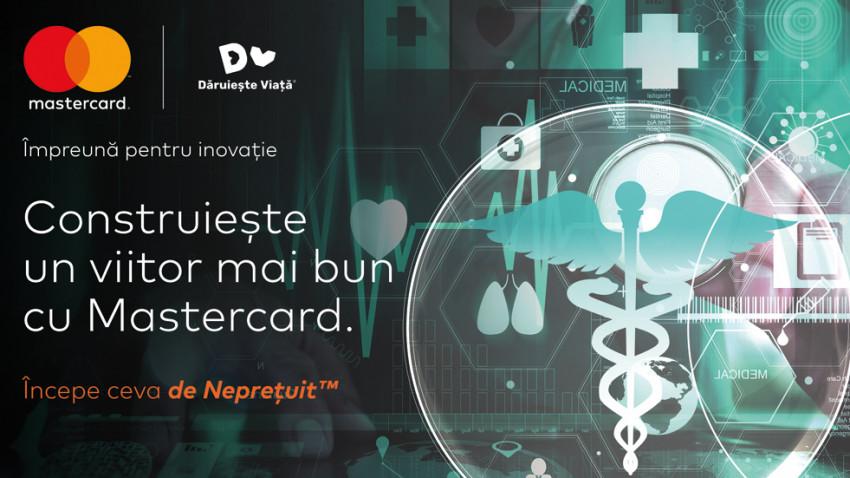 Mastercard continuă parteneriatul pe termen lung cu Dăruiește Viață și finanțează o serie de sesiuni educaționale, dedicate siguranței pacienților