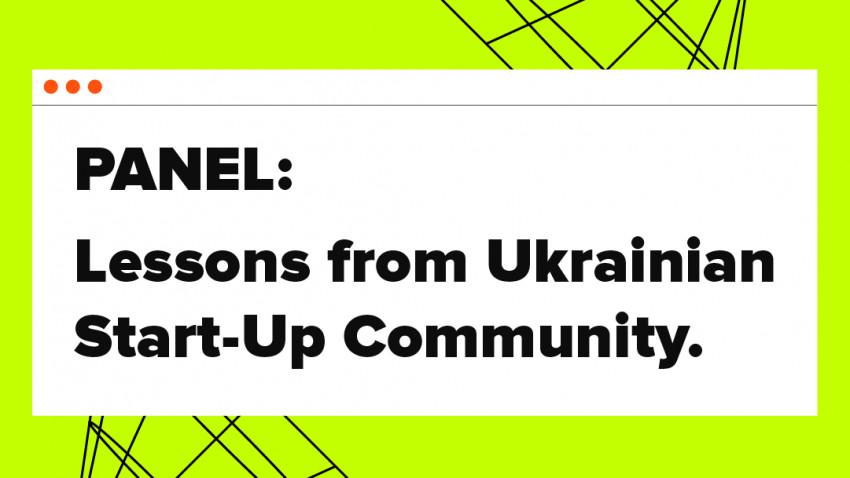 Rockit Conference anunță panelul dedicat ecosistemului de start-up din Ucraina cu invitați speciali