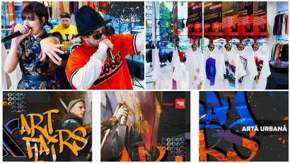 Culoare, artă, energie și ritmuri fresh la glo™ Urban Pairs & Art Flairs