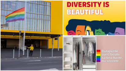 Brandurile mari încep să îmbrățișeze diversitatea și în România