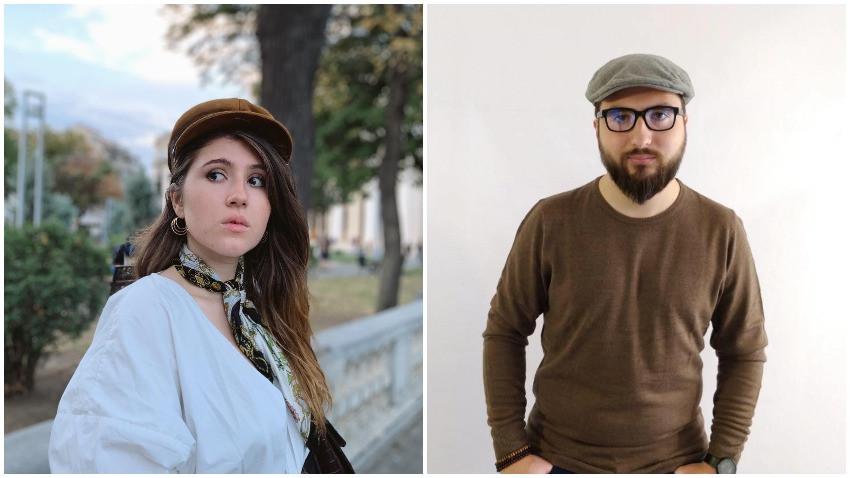 [Gen Z] Ada Antofi & Cristian Vintilă, un Gen Z și un milenial, despre asemănările și diferențele dintre ei, Cancel culture și planurile de schimbare a lumii