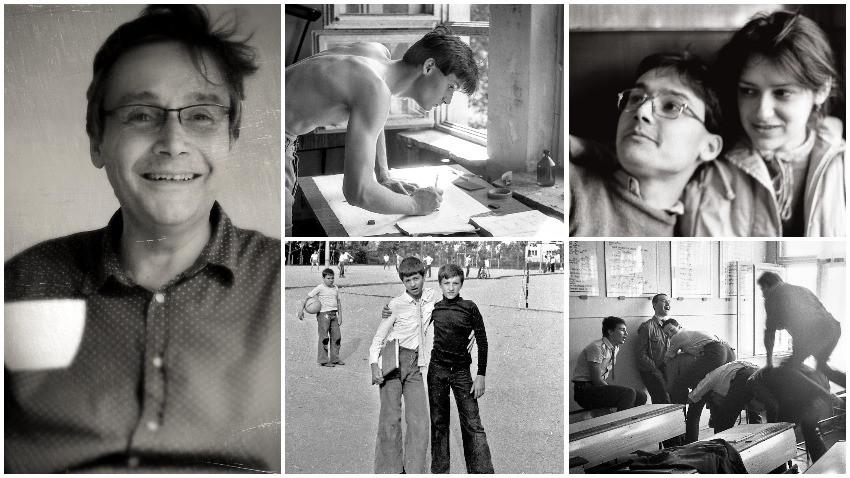 "[Povesti de fotografi] Andrei Bîrsan și ""instagram""-ul anilor '80"