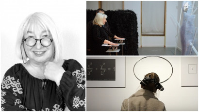 Mihaela Ghiță: Arta nu mai este un produs bidimensional pe perete, este interactiv, are impact asupra felului în care trăim