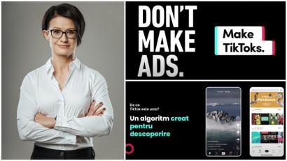 TikTok for Business s-a lansat în România. Mai puține reclame, mai multe TikTok-uri
