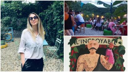 [Creative Business] Ruxandra Papuc: Absolvenți de ASE și Jurnalism, cochetăm cu bucătăria americană și DJ-ingul. Suntem un mix colorat și vesel