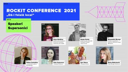 Rockit Conference anunță noii speakeri care vor urca pe scenă