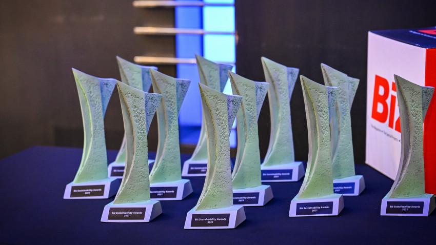Laureații galei Biz Sustainability Awards 2021