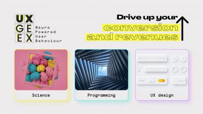 Neuroștiința în serviciul brandului: Buyer Brain a dezvoltat UXGeeX, laboratorul de user experience unde știința întâlnește programarea și UX design-ul
