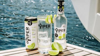 Viper Hard Seltzer – Ursus Breweries este primul berar care lansează un Hard Seltzer pe piața băuturilor alcoolice din România