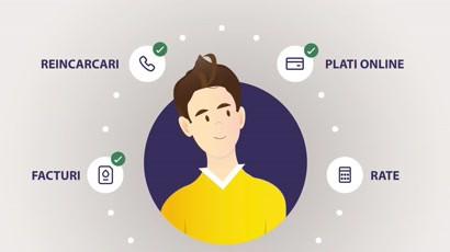Aplicatia PayPoint - Platile tale sunt pe maini bune!