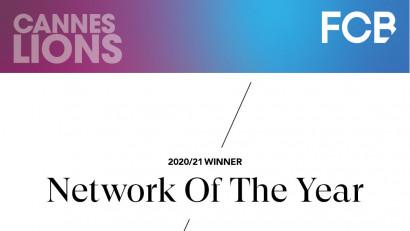 "FCB este ""Rețeaua Anului"" la Cannes Lions 2020-2021"
