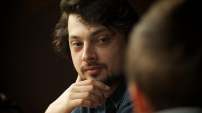 [Editor's Cut] Alexandru Radu: Încurajez să se facă orice și să se forțeze limbajul audio-vizual pentru o experiență mai interesantă
