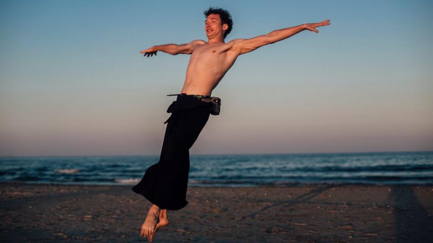 [Dans & Energie] Arcadie Rusu: Nu uit sa ma pun mereu in fata necunoasterii, acolo imi caut raspunsurile