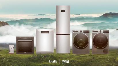 Beko a dezvoltat electrocasnice prietenoase cu mediul,care utilizează deșeuri reciclate, biocompozite și tehnologii de dozare corectăa detergentului, pentru un stil de viață mai sustenabil