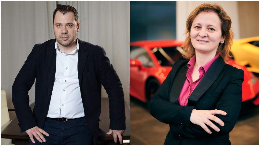 Agenția digitală Ideologiq creează noua platformă de dealer pentru Lamborghini București