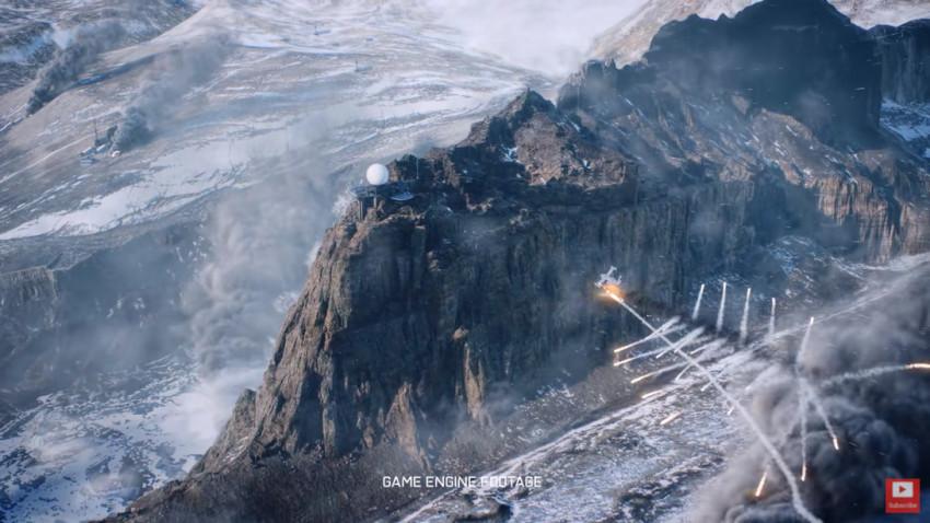 Trailerul de gameplay al Battlefield 2042 a fost dezvaluit in prezentarea Xbox din cadrul E3