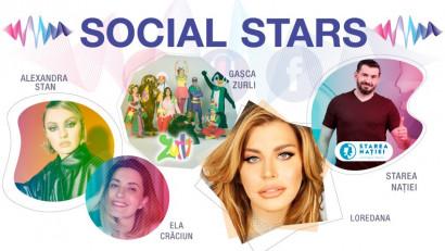 Ringier si BrandTube lansează Social Stars – un proiect colaborativ între artiști independeți, creatori de conținut, podcastari și site-uri locale de conținut