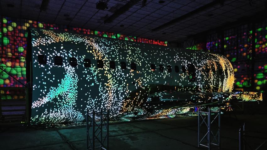 Samsung este partener de tehnologie la RADAR, primul muzeul temporar de New Media Art, ce poate fi vizitat până pe 13 iunie