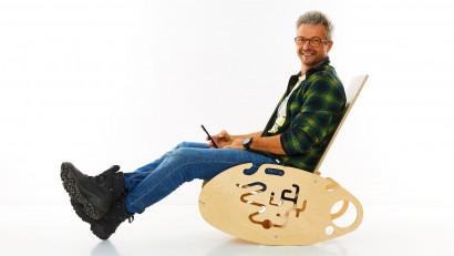 [Optimism de business] Dan Popa: Povestea brandului e simplă. Un tata construieste obiecte cu mâna lui pentru copilul său, un simbol de dragoste și grija, în care orice părinte se poate regăsi