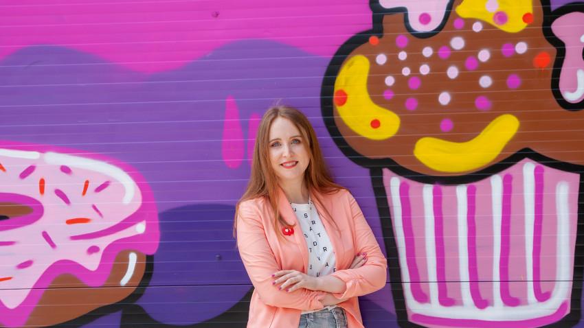 Diana Duca lansează make the slogan bigger - noul brand de servicii de food copywriting