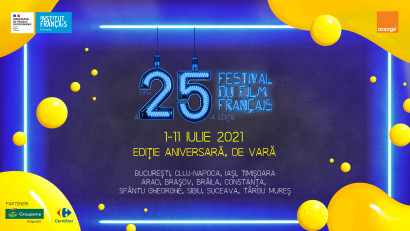 Festivalul Filmului Francez în România își dezvăluie programul, locațiile și invitatul special al ediției aniversare