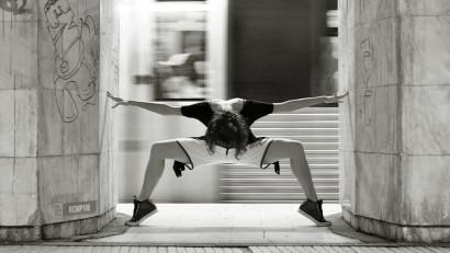 [Dans & Energie] Ioana Macarie: Pentru mine dansul nu este o meserie. Dansul sunt eu. Totul este cu dragoste, căci fără nu merită